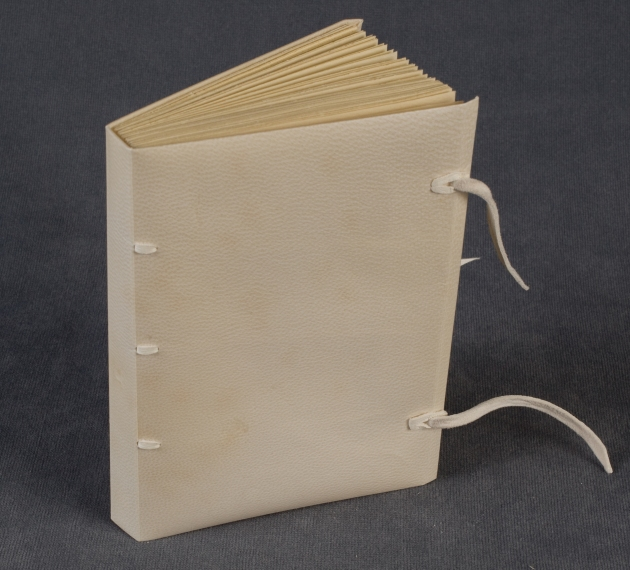 Binding Model of Beinecke MS 610